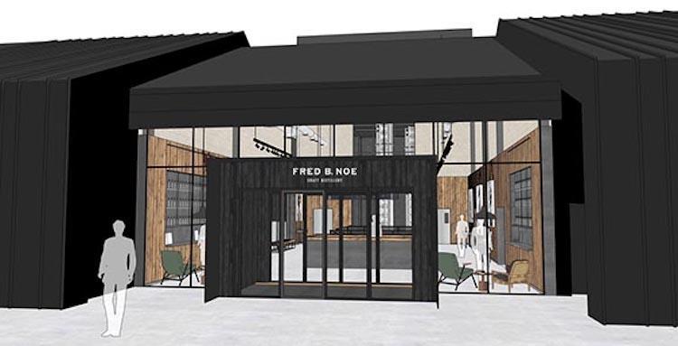 Jim Beam відкриє новий крафтовий центр до літа 2021 року