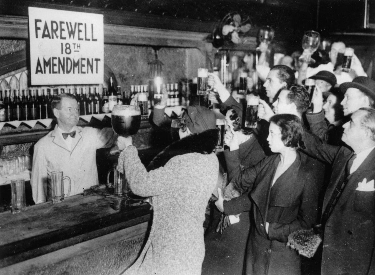 5 грудня – день скасування «Сухого закону». Як Repeal Day вплинув на коктейльну культуру?