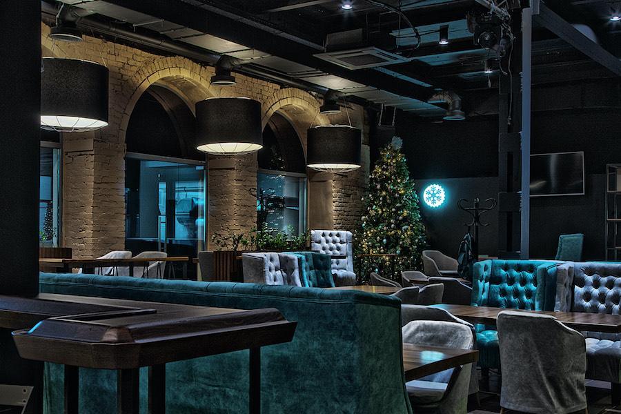 Ресторан The Time відкрили на Подолі. З коктейлями від Сергія Кодацького