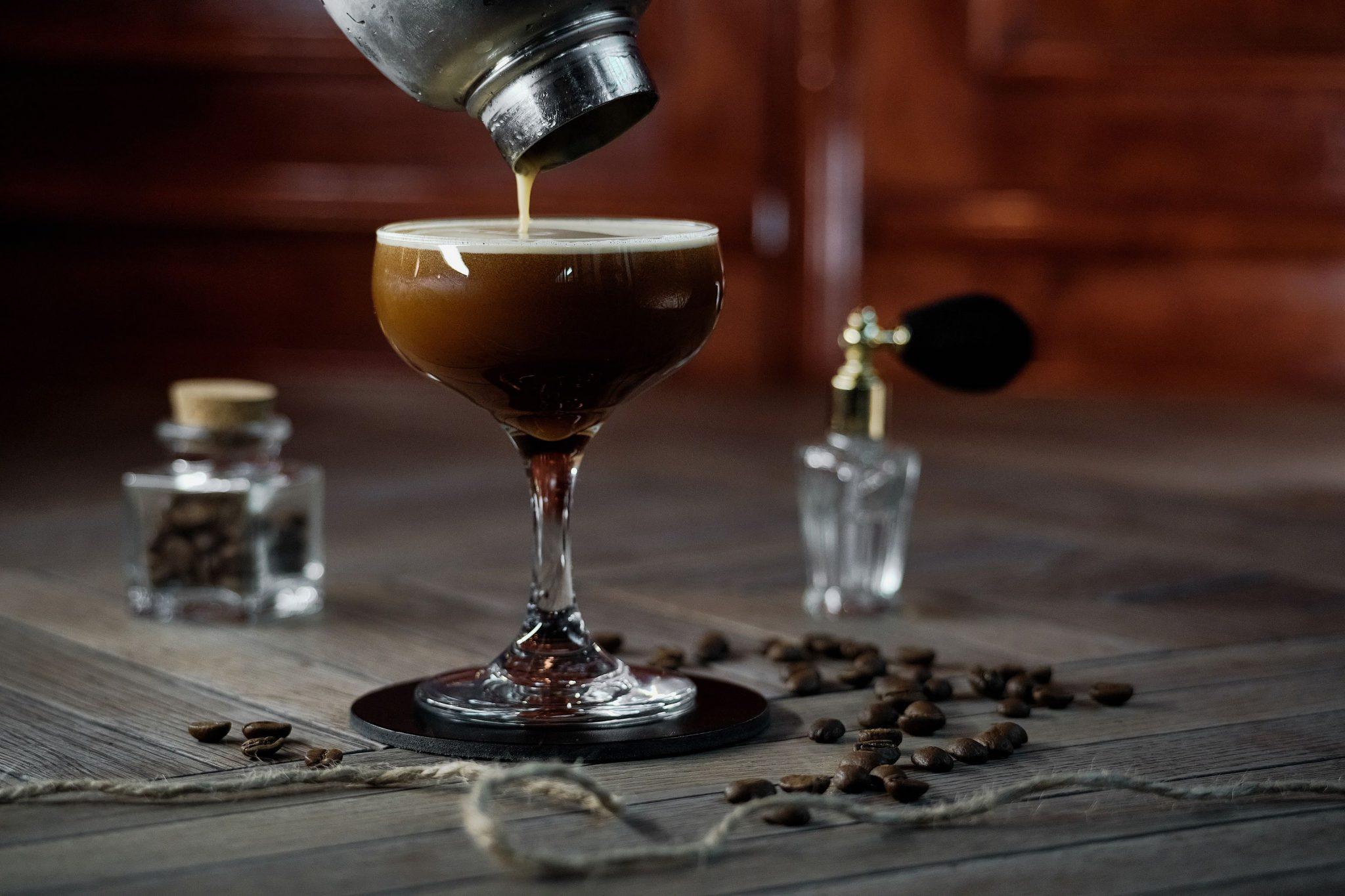Історія коктейлю. Що таке Espresso Martini