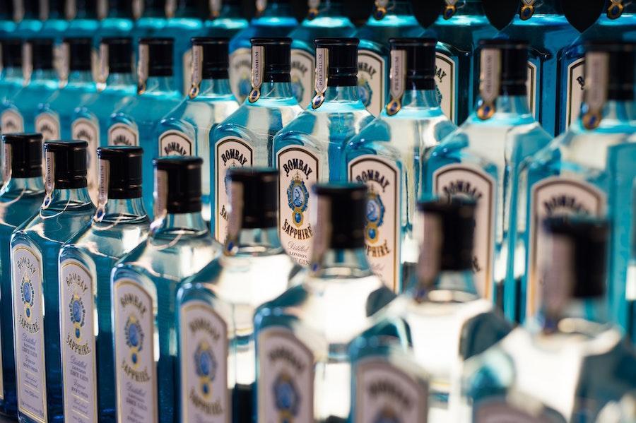 Bombay Sapphire вперше за 10 років очолив рейтинг найбільш популярного джину в барах
