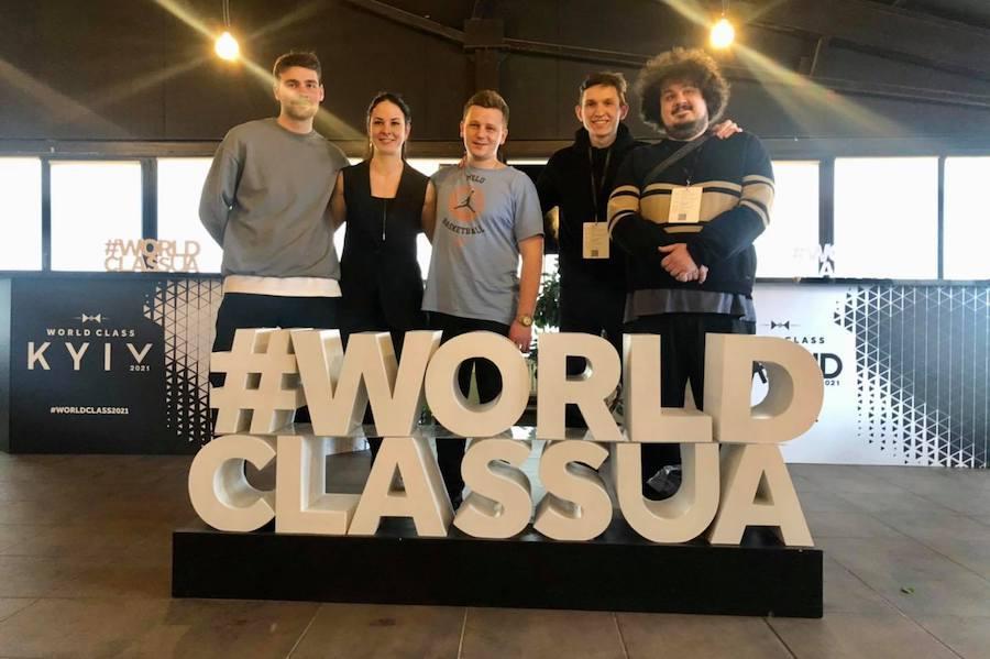 World Class Ukraine 2021 визначив перших 5 фіналістів