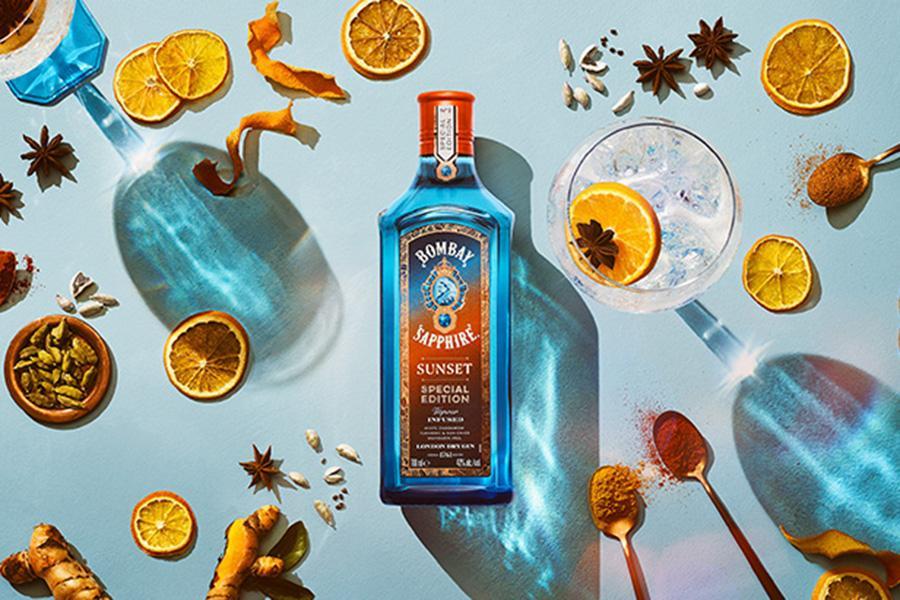 Bombay Sapphire випустив новий літній джин