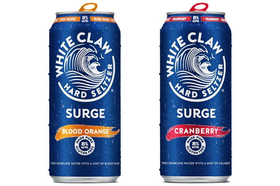 White Claw випустив нову серію напоїв hard seltzer. З більшим вмістом алкоголю та новими смаками