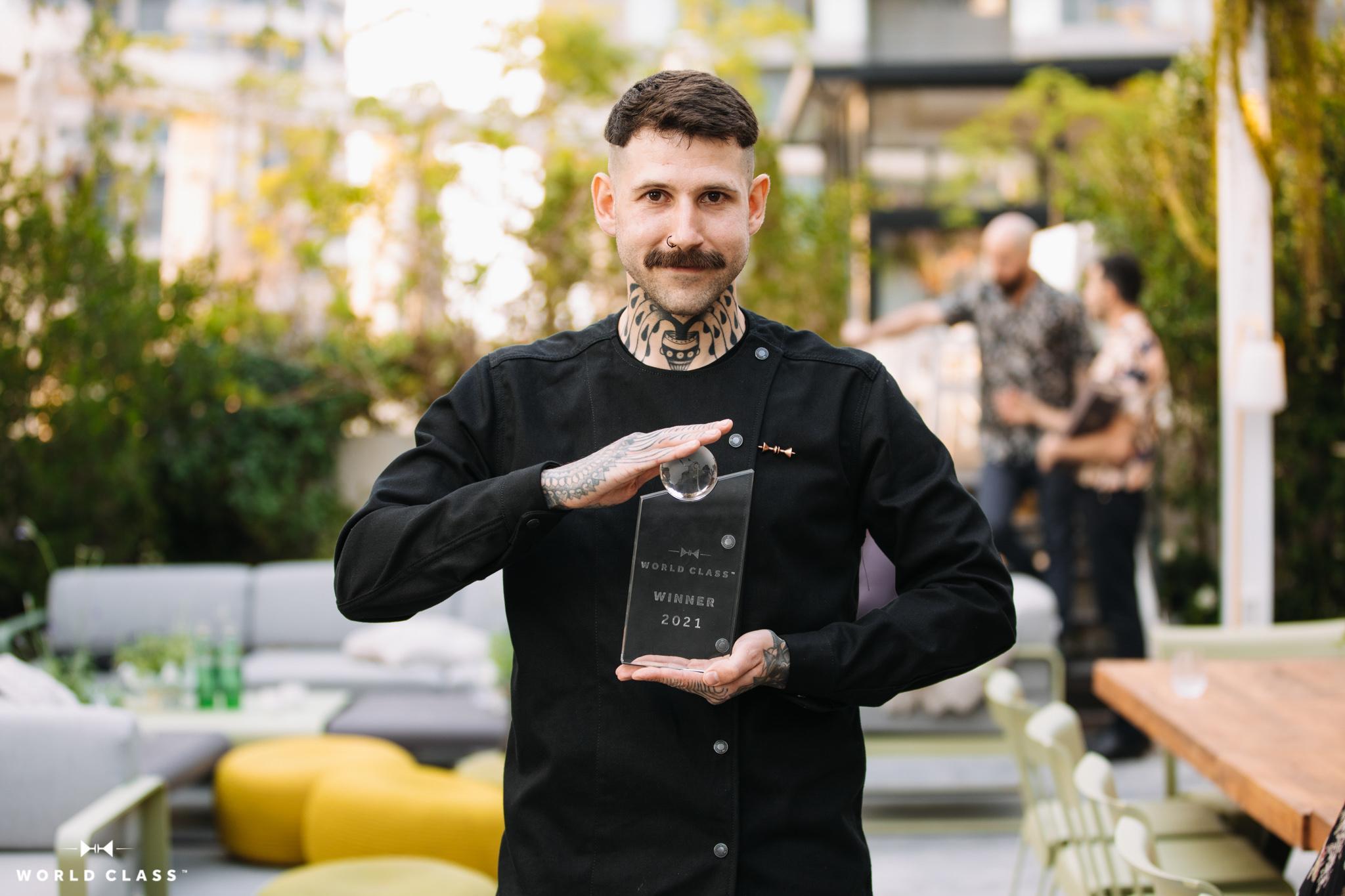 Українець став найкращим барменом Ізраїлю. Інтерв'ю з переможцем World Class Israel 2021