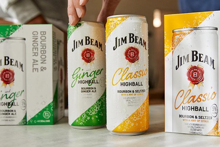 Jim Beam випустив готові коктейлі в банках